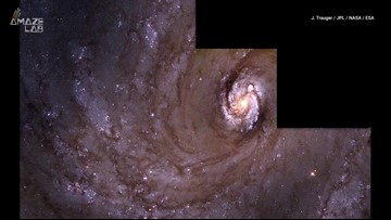 Why Do Some Hubble Pics Have Missing Pieces?
