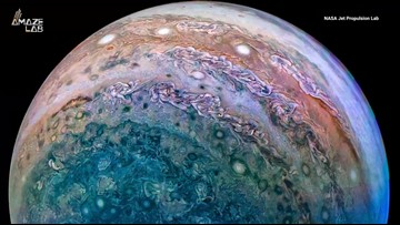 NASA Discovers Jupiter's Magnetic Field Changes Like Earth's