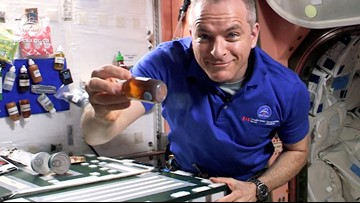 How Astronauts Spice Up Their Meals in Space