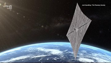 Bill Nye's LightSail Set to Launch on SpaceX's Falcon Heavy