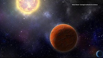 NASA's Newest Planet Hunter Finds First Earth-Sized Alien World
