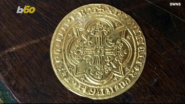 A Coin Worth Thousands Found in a Secret Drawer