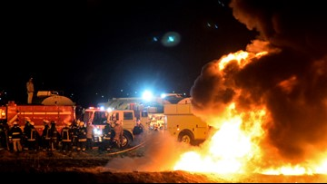 Mexican pipeline explosion kills 71, leaves nightmare of ash