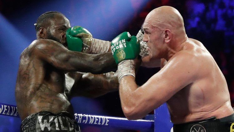 Fury beats Wilder to reclaim the heavyweight title