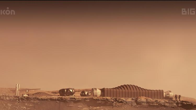 Want to pretend to live on Mars? For a whole year? Apply now