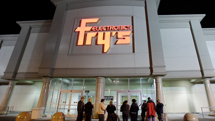 Fry's Electronics shutters stores, deletes social media accounts in sudden closure nationwide