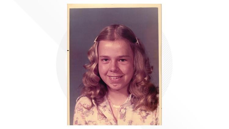 Gail Appelgren school photo