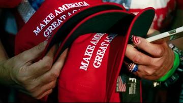 Oklahoma senators file bill to create 'Make America Great Again' license plates