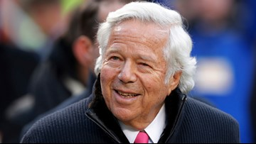 Judge blocks release of Robert Kraft spa video for now, reports say
