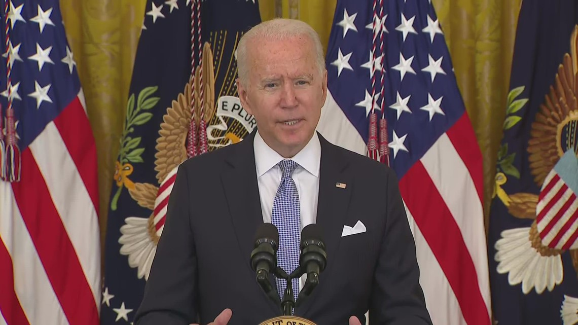 Biden announces incentives to get more Americans vaccinated