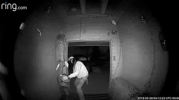 Doorbell Cameras Police MN carving