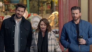 Hyundai's Super Bowl ad is star-studded and aggressively Boston-themed
