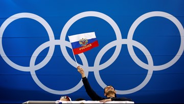 Russia banned from Olympics and World Cup
