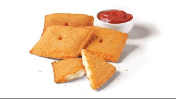Pizza Hut debuts giant Cheez-Its stuffed with pizza toppings