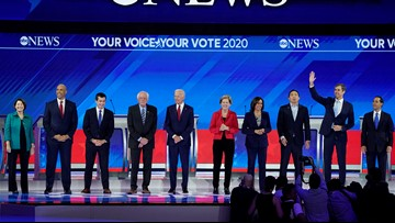 VERIFY: Fact-checking the third Democratic debate