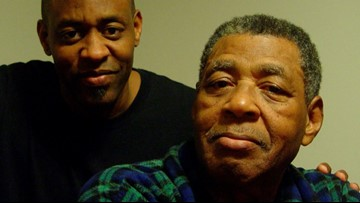 Son forgives father 32 years after watching him kill his mother