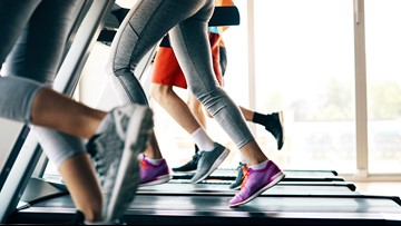 Fewer than one third of Americans meet the Federal government's new physical fitness guidelines