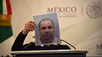 """US trial to tell epic tale of Mexican drug lord """"El Chapo"""""""