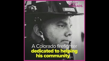 Firefighter continues to save lives by donating organs