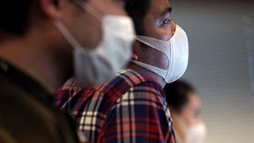 1st US soldier infected with coronavirus as number of cases increases worldwide