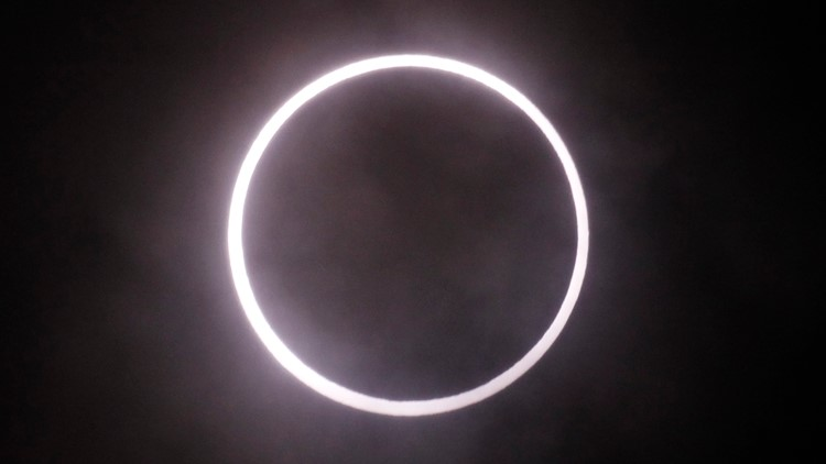 'Ring of fire' eclipse to darken the first day of summer; watch it live here