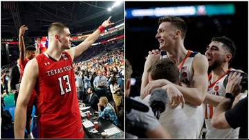 Texas Tech-Virginia: Red Raiders come up short in OT of NCAA Championship