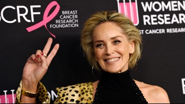 Actress Sharon Stone kicked off Bumble after users thought her account was fake