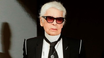 Fashion icon Karl Lagerfeld dead at 85, reports say