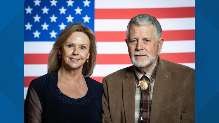 Carl and Marsha Mueller from Prescott, Arizona