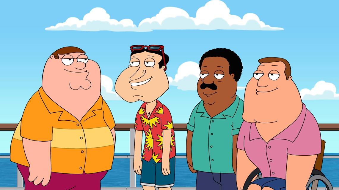 Family Guy Macher