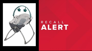More than 165,000 infant sleepers recalled over suffocation risks