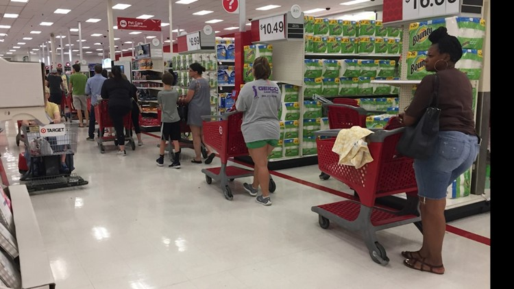 Target troubleshooting after customers experience issues checking out nationwide