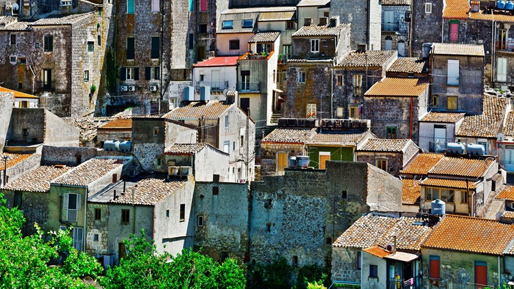 Mussomeli, Italy