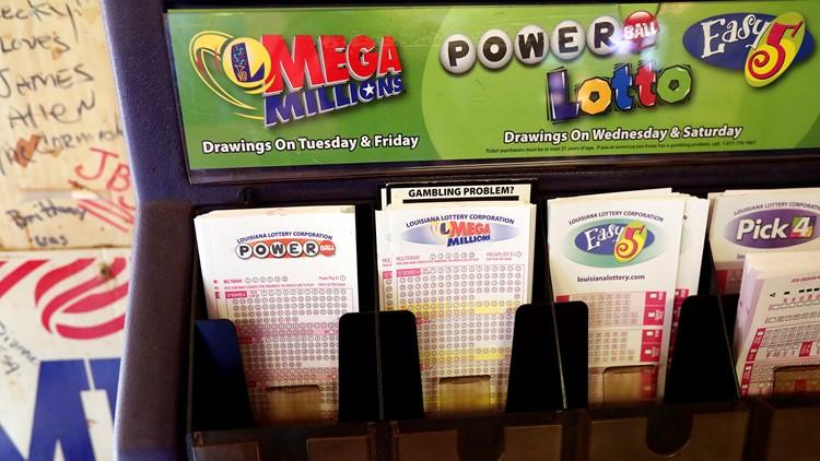 Lottery Jackpot Powerball MegaMillions