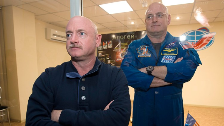 NASA Twins Health Scott Kelly