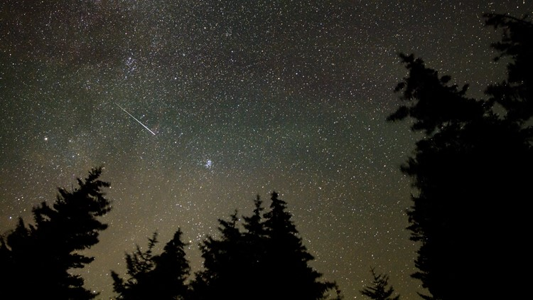 'Best meteor shower of the year'   When to see the Perseids peak