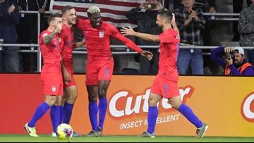 US men's soccer team cancels plan to train in Qatar amid Iran tensions