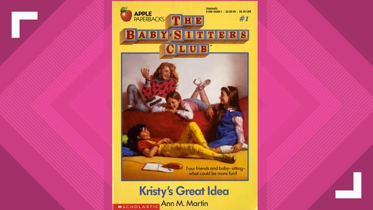 Baby Sitters Club book NETFLIX rebook