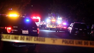 Police still searching for suspects in Calif. shooting that killed 4