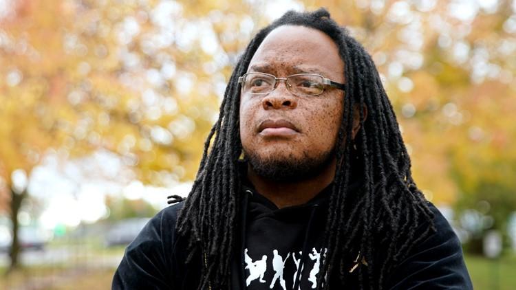 Guard Fired-Racial Slur Marlon Anderson