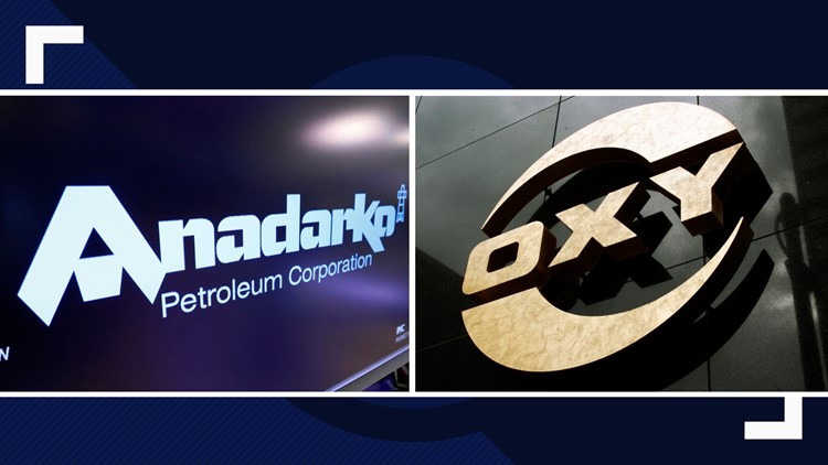 Anadarko plans to accept Occidental deal over offer from Chevron