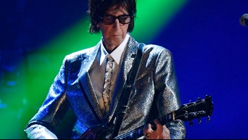 The Cars' frontman Ric Ocasek's wife says he died while recuperating from surgery