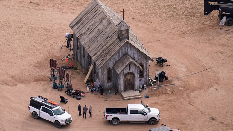 Making of Alec Baldwin movie is halted after fatal shooting