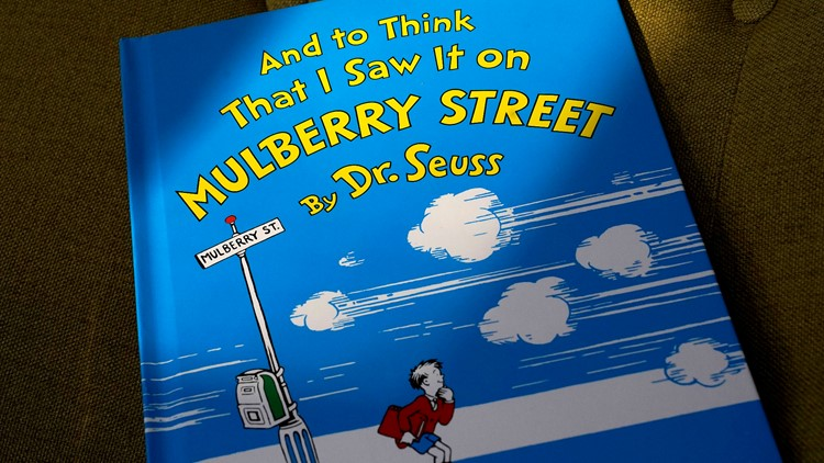 6 Dr. Seuss books halted for racist and insensitive images, company says