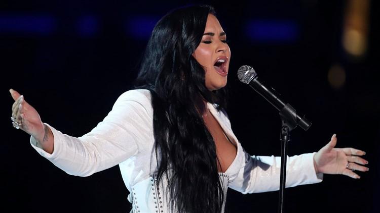 Demi Lovato 62nd Annual Grammy Awards - Show