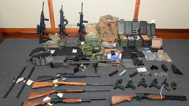 Terror plot: Coast Guardsman had hit list of journalists, Democrats, feds say
