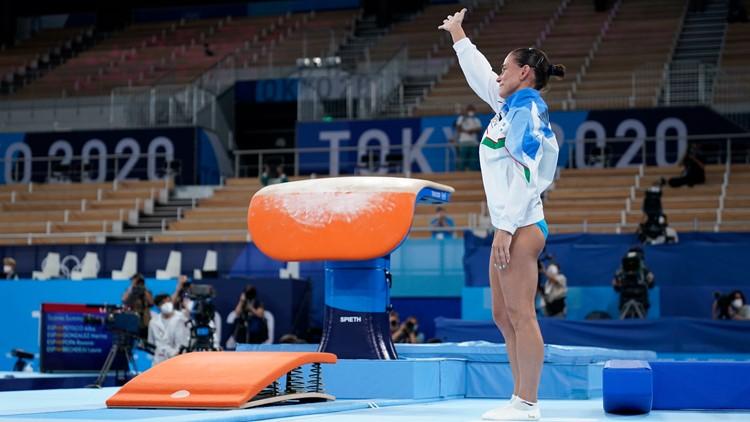 Oksana Chusovitina, 46-year-old gymnast, ends historic career