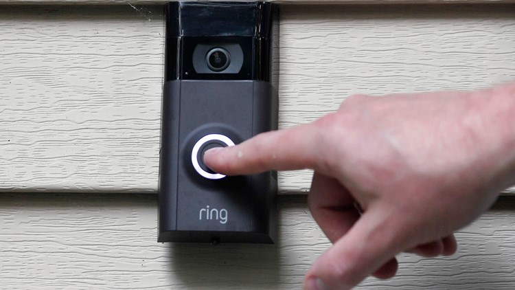 Doorbell Cameras Police ringing