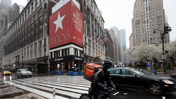 Macy's to furlough majority of its 130,000 workers as stores remain shut