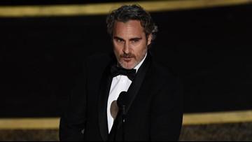 Joaquin Phoenix wins Best Actor Oscar for 'Joker'